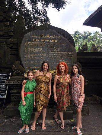 Bali Tour Itinerary