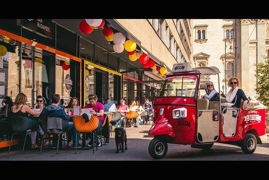 Budapest Private Tuk Tuk Tour with...