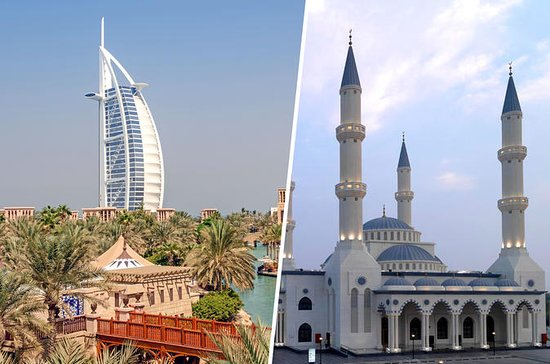 Old and Modern Dubai City Tour with...
