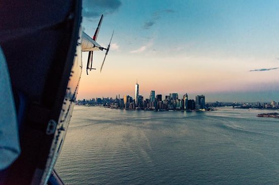 New York City Private Aerial...