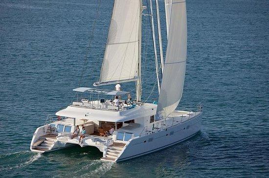 Premium Seychelles 8 days catamaran...