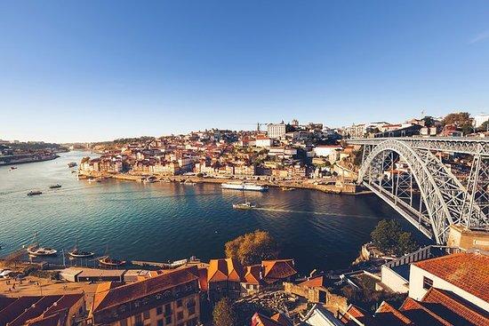 Beste av Porto Full Day Tour med vinsmaking fra Braga