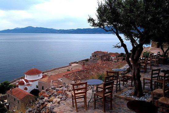 5-dagers beste av Peloponnes...