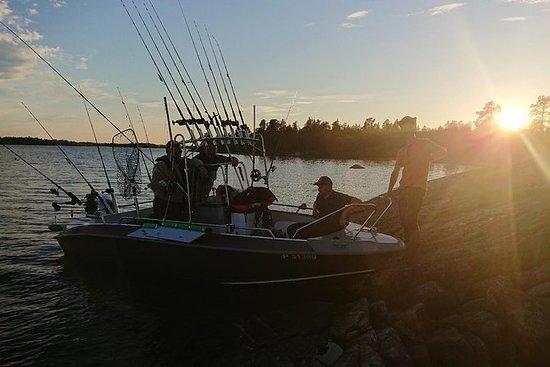 Boat Fishing Tour, 2 hours