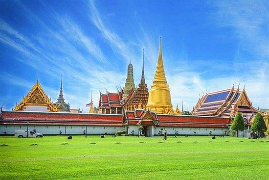 Privat: Grand Palace og Bangkok...