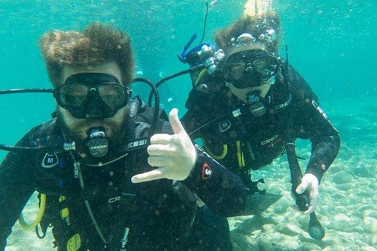 Oppdag dykking, nybegynneropplevelse