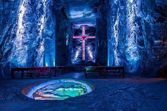 盐大教堂Zipaquira•私人旅游