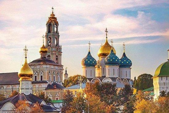 Holy Trinity Monastery i Sergiyev...
