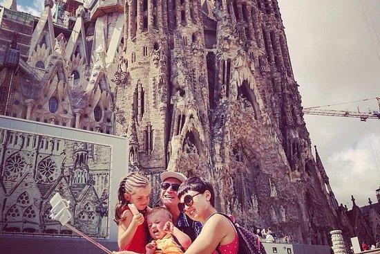 Gaudi & Sagrada Familia! Den mest...