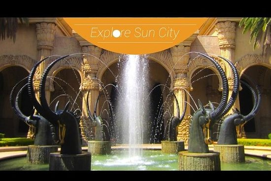 Sun City Day Tour from Johannesburg...