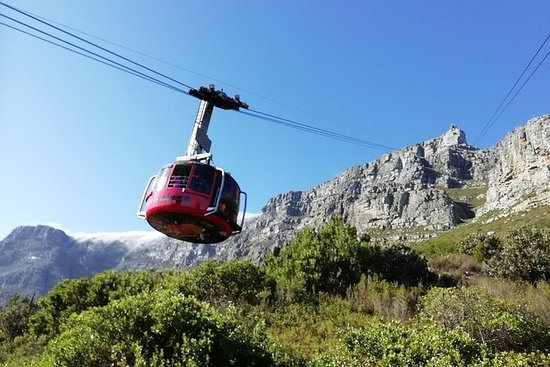 Best of Cape Town all fees inclusive...