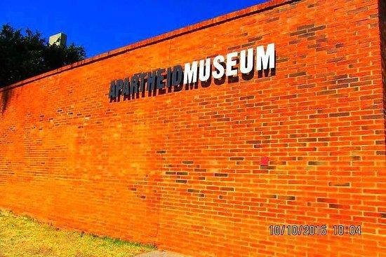 Private Apartheid Museum Tour R1...