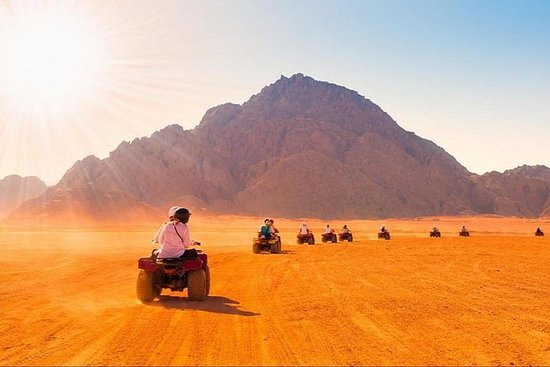 Quad Biking Tour in Sharm El Sheikh...