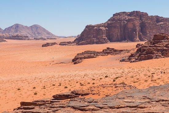 Private Tagesreise in die Wadi Rum...
