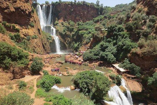 Heldagstur till Ouzoud vattenfall och ...