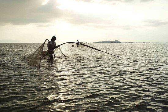 Pescatore per un giorno - di Knai