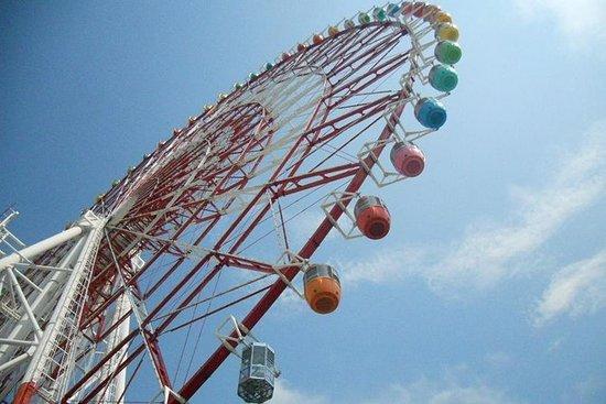 Palette Town Big Ferris Wheel...