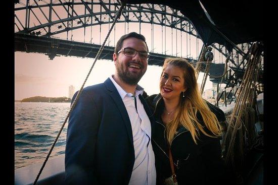 Sydney Harbour Tall Ship Wine...