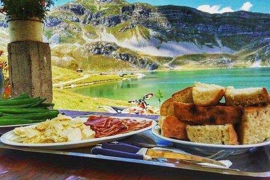 Cetinje & Njegusi Ham and Cheese...
