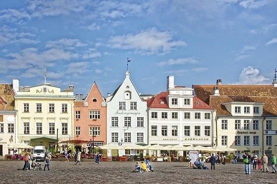 2 uur privérondleiding door Tallinn ...