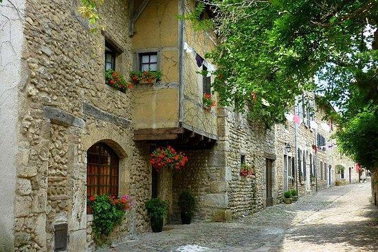 Den middelalderske byen Pérouges