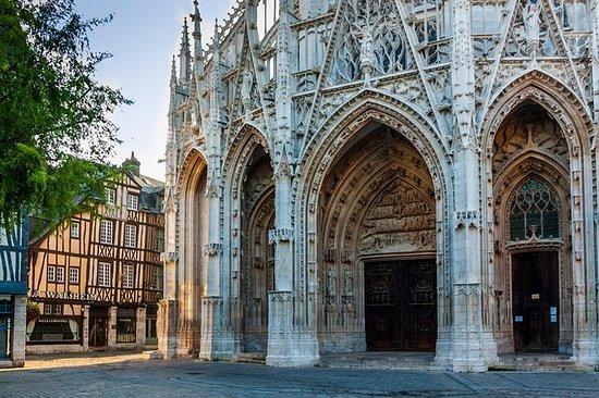Visite guidée de Rouen et visite...