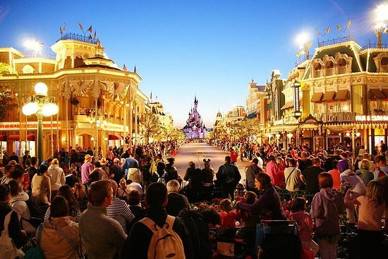 OFFER DISNEYLAND PARIS - 1 DAY / 2...