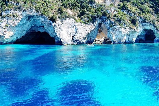 Paxoi, Antipaxoi & Blue Caves Cruise...