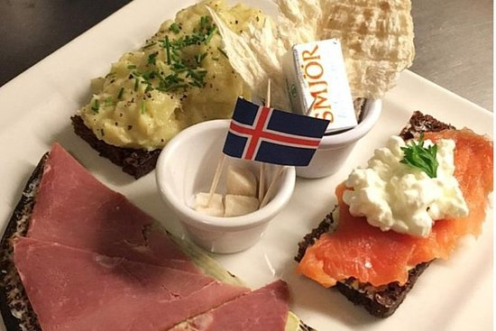 Funky Food & Beer Walk von Reykjavik