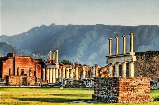 Visite guidée privée de Pompéi...