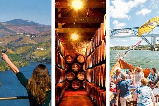 Tour pelo Vale do Douro e Cruzeiro...