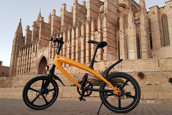 Elektrisk sykkeltur i Palma de...