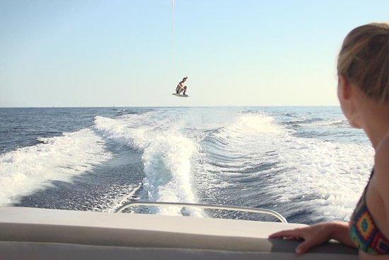 Cranchi 21 båttur med vannsport