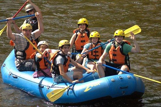 Family Float Rafting Trip in Western...