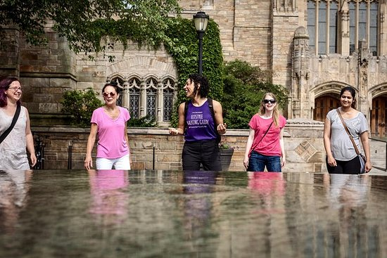 Fitness Walking Tour of Yale and New...