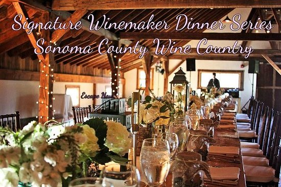Série de dîners vignerons - Région...