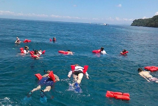 Excursão Snorkeling Ilha do Caño