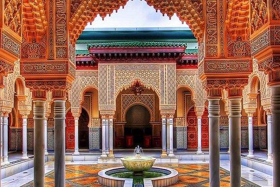 6-dagers beste av Marokko tur