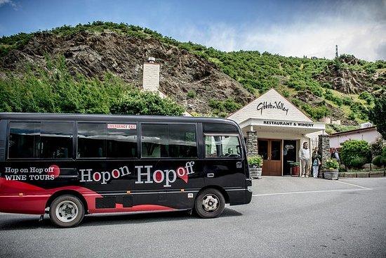 Hop på Hop off Wine Tours Queenstown