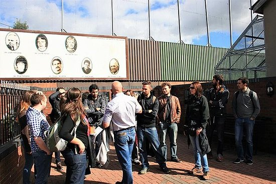 Konflikt Stories-Belfast Politisk Tour