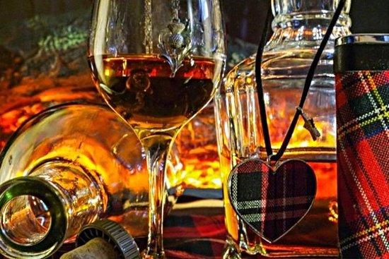 Degustação de Whisky Pequeno