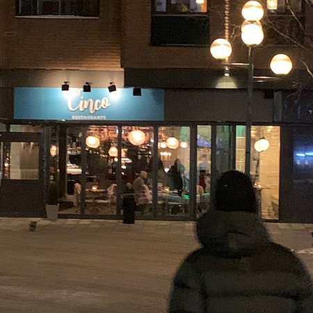 Cinco / Umeå / Jan 2019