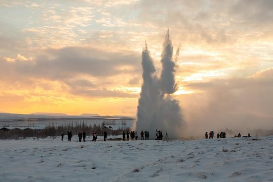Iceland's Golden Circle Tour with...