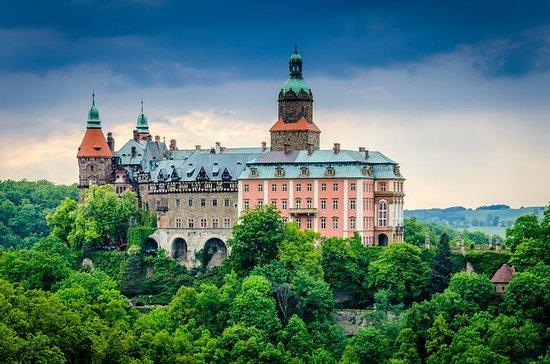 Wroclaw til Gross Rosen og Ksiaz...
