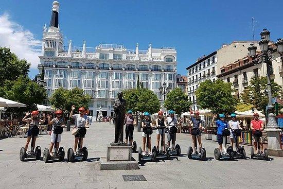 Faits saillants et parcs à Madrid en...