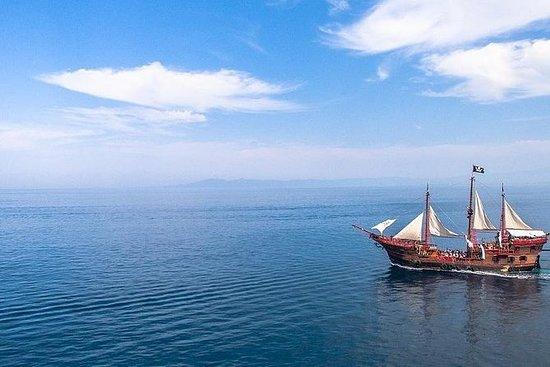 Barco Pirata de Puerto Vallarta...
