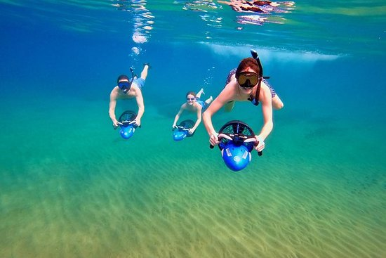 Sea Scooter Snorkeling Tour