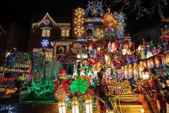 3 Hour Dyker Heights Walking Christmas Lights Tour