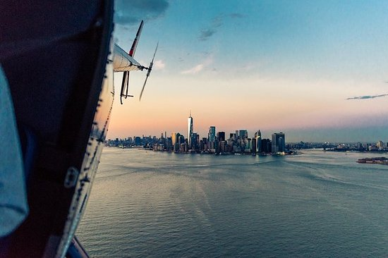 New York City Open-Door Helikopter...