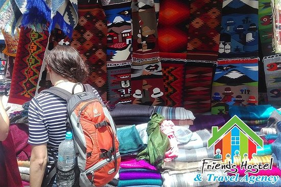 Full Day Tour to Otavalo with...